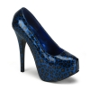 TEEZE-37 Blue/Cheetah Patent